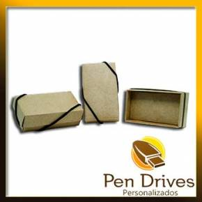 Mini Pen Drive 4GB Colorido